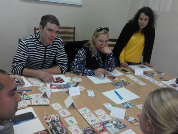 психологическая тренинговая игра бизнес покер 2