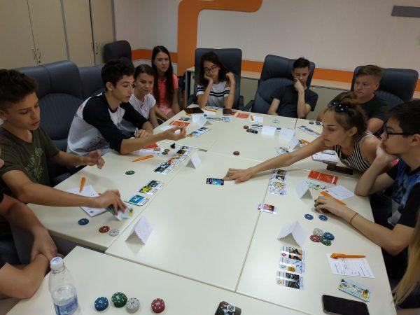 игра для подростков финансовая стратегия